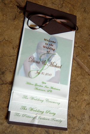 Dana Pettway And Michael Jackson Wedding