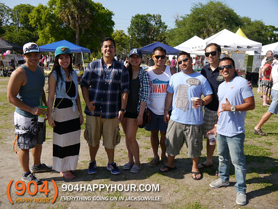 Bacon Festival - St. Augustine  4.26.14