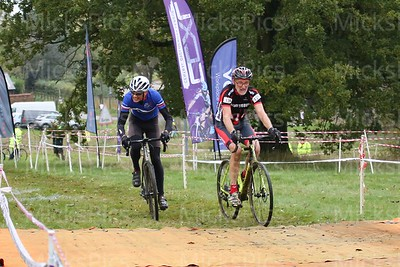 CX Whipsnade  50+ vets