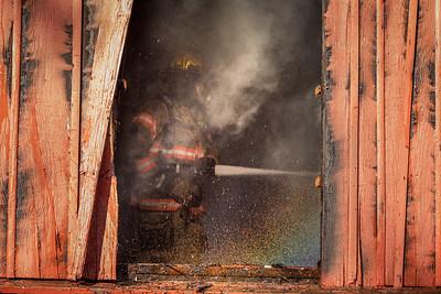 Structure Fire - 19532 NE Glisan St. Portland, OR - 02/10/21