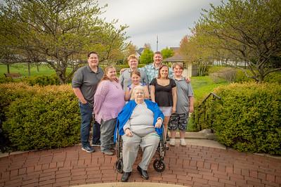 Latosha Family Portraits - April 2021
