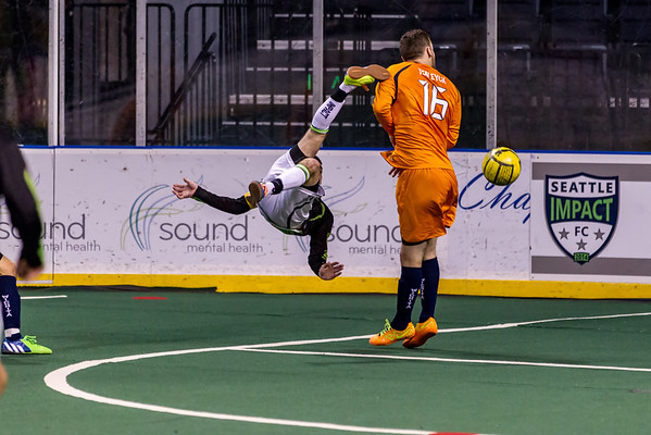 Seattle Impact - Major Arena Soccer League (MASL)