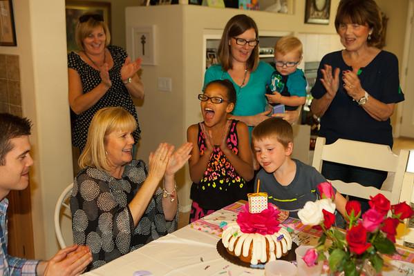 Linda's 2014 Birthday