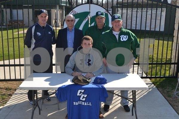 Marshall Signing 4