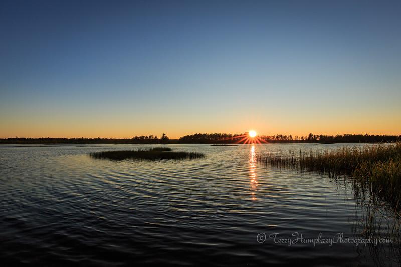 Sheldrake Sunset