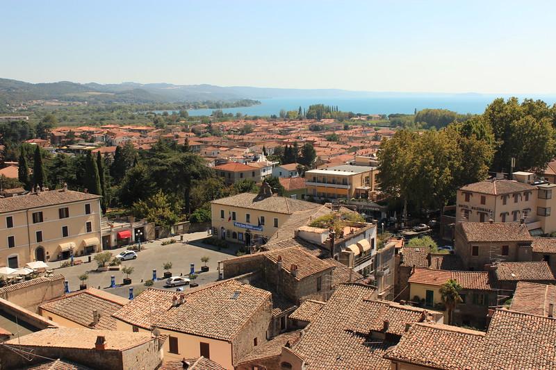 Streets of Bolsena
