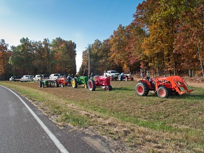 2012 10 20 Bollinger CO Antique Tractor Club Drive