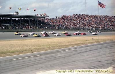 NASCAR Speedweeks 1983