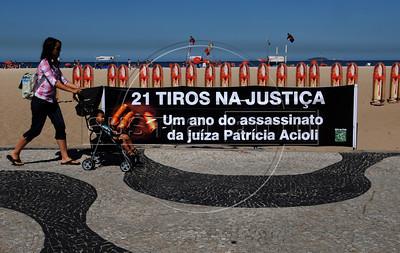 Judge assassination anniversary