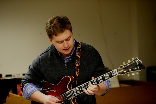 Matt Chasen Quintet @ Integrity 'n Music 01-04-20