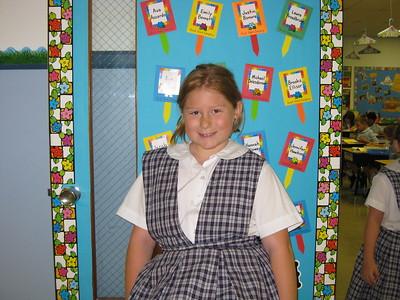 2008-08-12 3rd Gr 1st Week - Individual