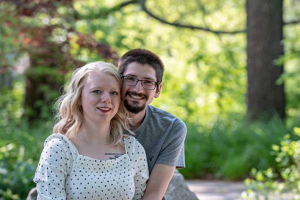 Charest Engagement Photos