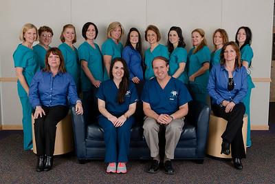 Dr. Allen Group Photo