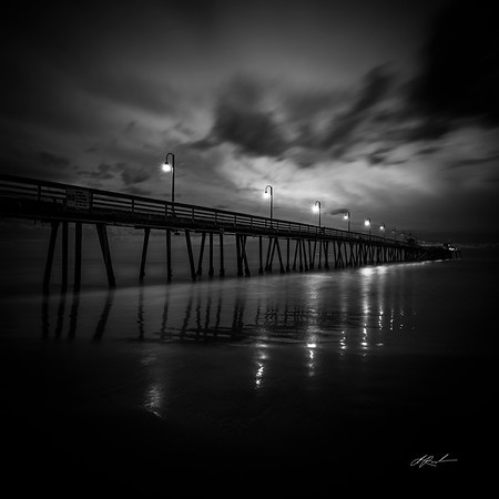 Reflection Of Time | Imperial Beach, California
