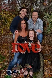 GLASER FAMILY PORTRAITS