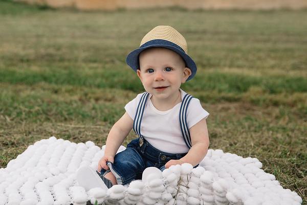 Jackson {8 Months}