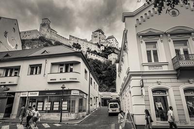 Trenchin, Slovakia, 2008