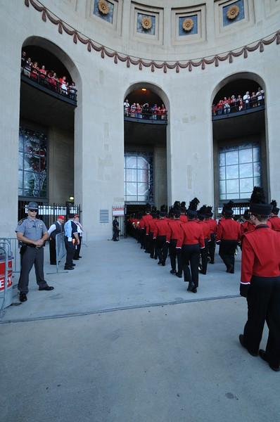 UC Band_UC vs OSU_Columbus, OH_09-27-2014