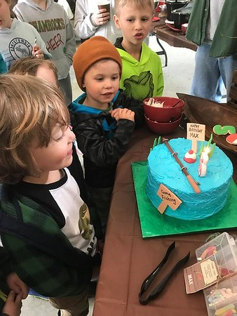 Max's 5th Birthday