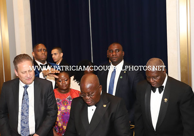 The National Cathedral of Ghana Fundraising Event