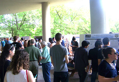 2016 Graduate Student Orientation Poster Session