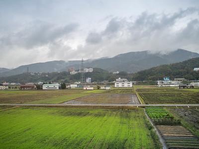 Train from Kanazawa to Kyoto