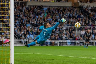 MN United vs Sporting KC 9.25.19