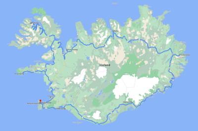 Egontour Island 2021