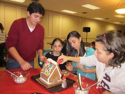 ACYOA Jr. Christmas Tree Decoration Party 2013