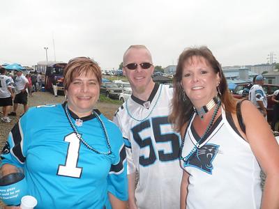Panthers vs. Saints 16 September 2012