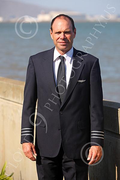 Airline Cargo Pilots' Portraits
