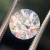 2.03ct Old European Cut Diamond, GIA K VS1 7