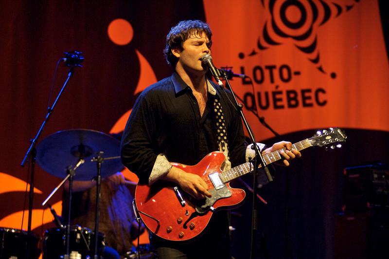 Alex Wilson, Montreal Jazz Festival, July 1st 2011