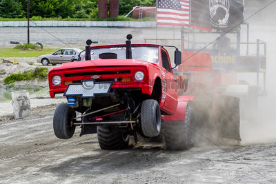 2015 All-American Truck Pulling Series