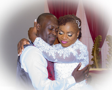 Adedolapo Amone & Tam Henry Wedding Day