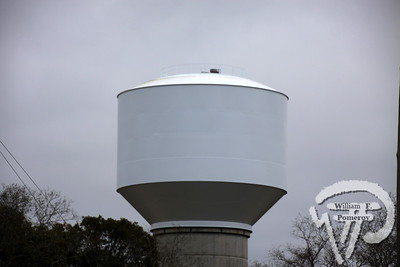 MUNICIPAL WATER PROJECT — water tower — Eastham, MA 10 . 28 - 2016
