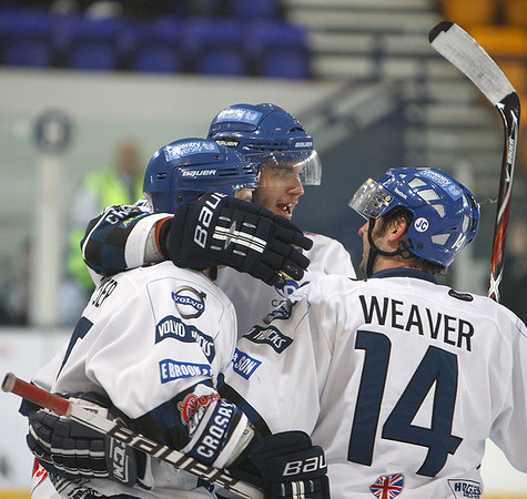 Blaze v Edinburgh Capitals - 27/10/2010