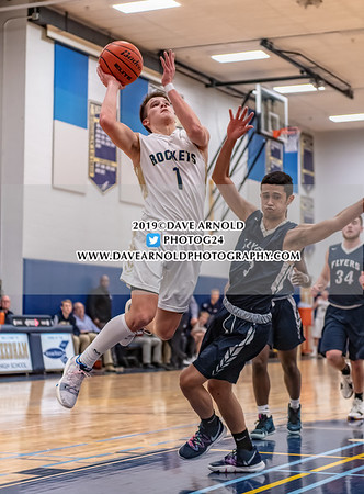 2/5/2019 - Boys Varsity Basketball - Needham