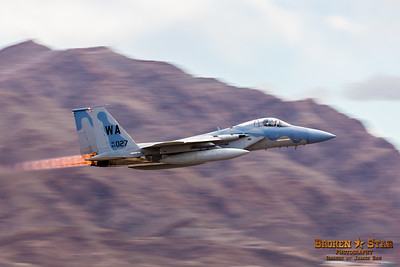 Nellis Air Force Base Nov. 2012