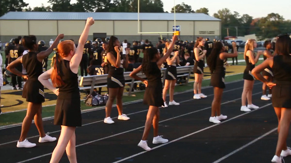 Cheer Leading August 28, 2014