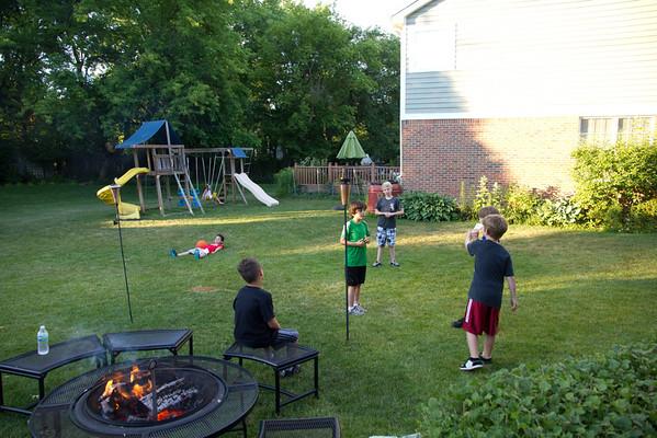 Nate's Camp Buddies 2011