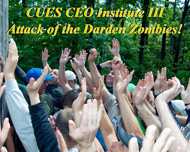 CUES CEO Institute at Darden University