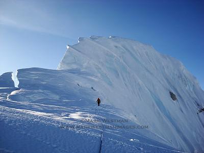 Alaska Range Climbing