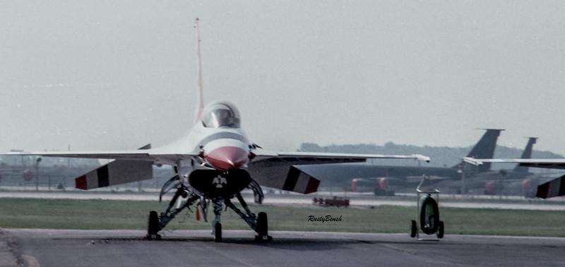 Grissom AFB 1991
