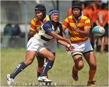 2012 U18亞青選拔-冠亞軍決賽-淡江中學 VS 長榮中學(TKSH vs CJSHS)