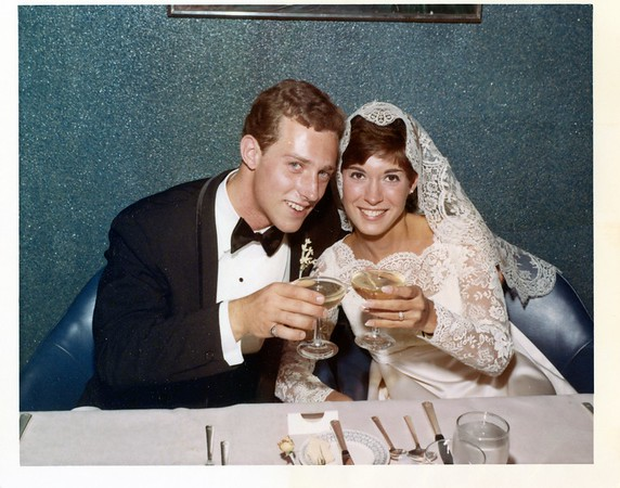 1968 Mom Dad Wedding
