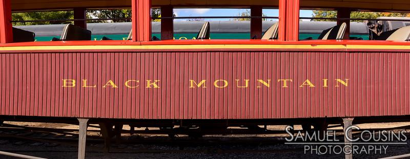 Black Mountain car