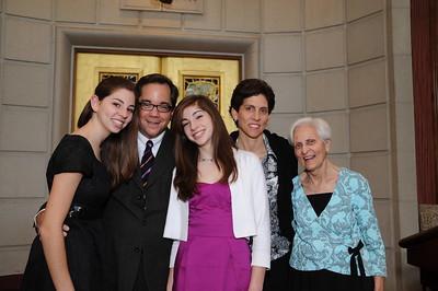2-27-2010 Sophie Tsagronis Bat Mitzvah