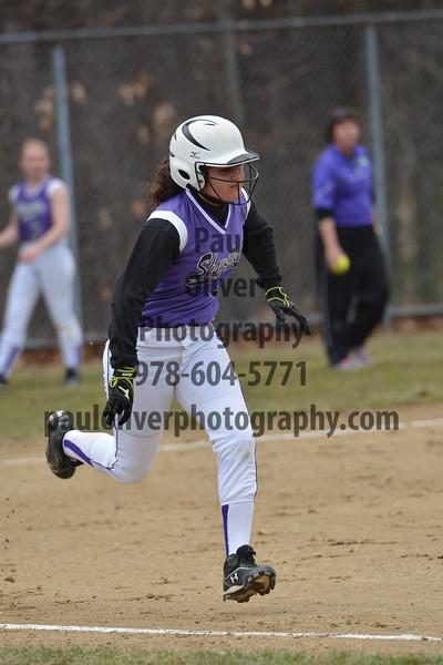Shawsheen Tech Girls Varsity Softball 2014 Season