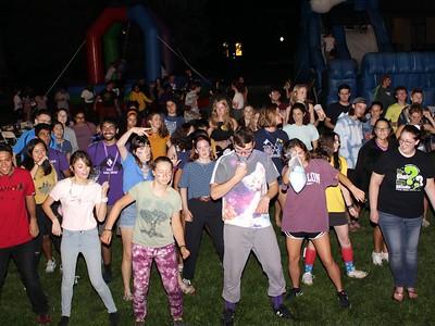 9/1/21- Vassar College Freshman Party- DJ